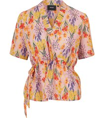 blus objally s/s top 103