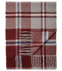jos. a. bank plaid cashmere scarf clearance