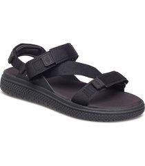 crushion st sndl shoes summer shoes sandals svart palladium