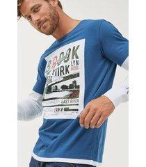 t-shirt med lång ärm