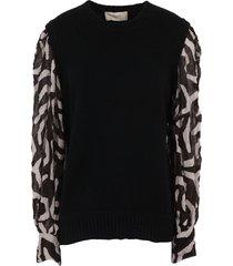 maison fl neur sweaters