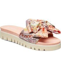 slip-on sandals shoes summer shoes flat sandals rosa ilse jacobsen