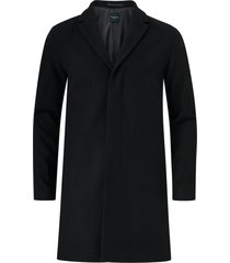 rock slhbrove wool coat