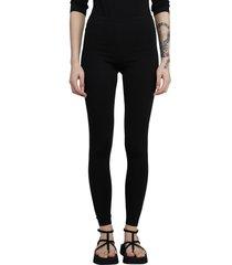 alaia black leggings