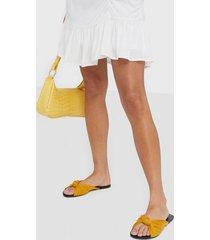 nly shoes romantic knot sandal sandaler