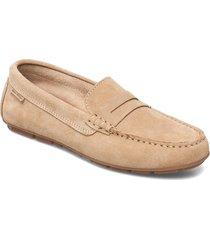karina 1b loafers låga skor beige marc o'polo