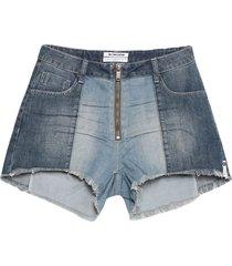 one x oneteaspoon denim shorts