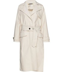 jossiw trenchcoat trench coat rock creme inwear