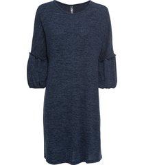 abito in maglia con maniche ampie (blu) - rainbow