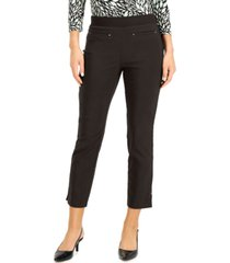jm collection pull-on ankle pants, created for macy's