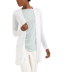 alfani lightweight button-front cardigan, created for macy's
