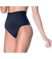 calcinha tanga ultrafirmadora cintura alta nayane rodrigues feminina