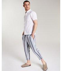 sun + stone men's cooper tonal short sleeve shirt, created for macy's