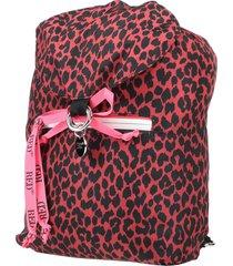 red(v) backpacks