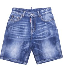 dsquared2 dsquared shorts jeans