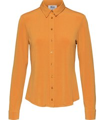 &co woman blouse lotte oranje