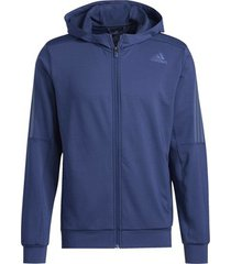 sweater adidas aeroready 3-stripes cold weather knit hoodie