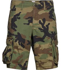 11 twill cargo shorts with gapflex shorts casual grön gap