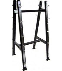estante p/ 10 barras montadas oblonga ebmob10 uplift