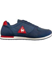 zapatilla azul le coq sportif bolivar ii br nylon navy