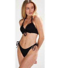 hunkemöller lågt skuren, djärv bikiniunderdel pacific doutzen svart