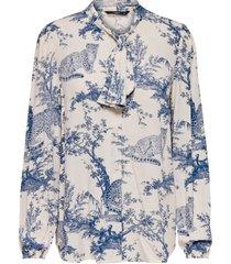 knytblys onqvika ls bow shirt