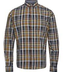 regular colo skjorta casual blå tom tailor