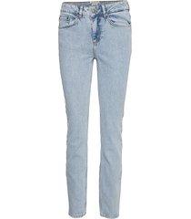 julie jeans slimmade jeans blå twist & tango