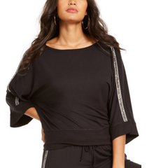 thalia sodi embelished dolman top, created for macy's