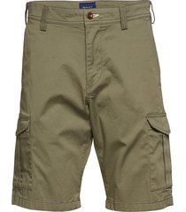 d1. relaxed twill utility shorts shorts casual grön gant