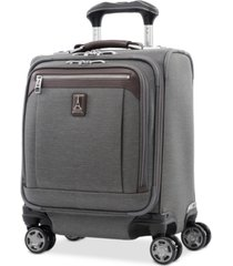 "travelpro platinum elite 16"" softside carry-on spinner"