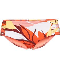 multi strap hipster bikinitrosa orange seafolly