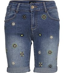 denim grecia shorts denim shorts blå desigual