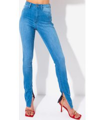akira ruby high rise skinny jeans