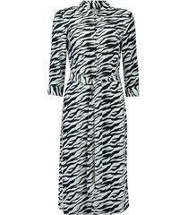 aida jurk zebra