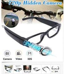 gafas espia 720p grabadora audio y vídeo, toma fotografias