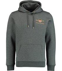 gant medium archive shield hoodie 2047076/95