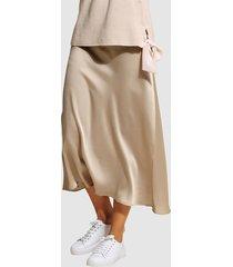 kjol alba moda sand
