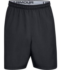 pantaloneta under armour woven graphic wordmark para hombre