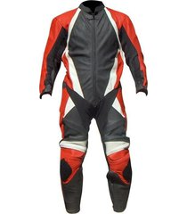 mens multicolor motorcycle leather suit jacket pant safety pads