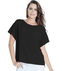 blusa básica colcci feminino