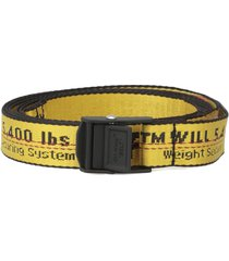off-white classic mini industrial belt