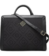 d1. icon g tote bag bags top handle bags zwart gant