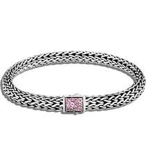 women's john hardy classic chain reversible 6.5mm bracelet
