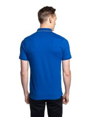 koszulka polo volley niebieski