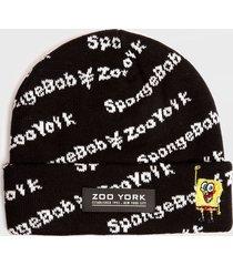 gorro bob legacy negro zoo york