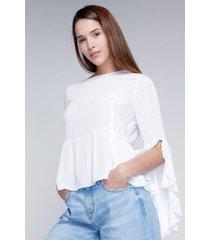 jeanswear-blusa koaj florys 3/18