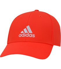 boné aba curva adidas baseball lightweight embroid - strapback - adulto - laranja