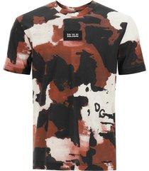 dolce & gabbana camouflage t-shirt