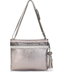 the sak tomboy leather crossbody clutch